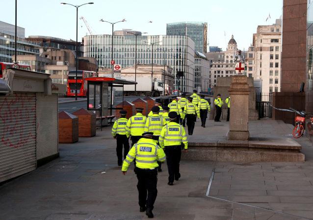 Atak terrorystyczny na Moście Londyńskim