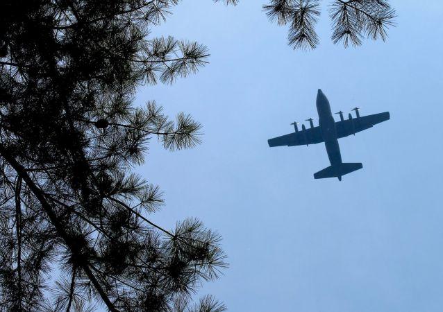 Samolot С-130 Hercules