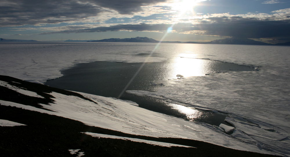 Topnienie lodu, Antarktyda