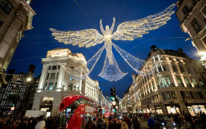 Regent Street, Londyn