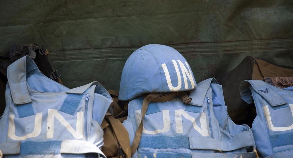 Siły pokojowe ONZ