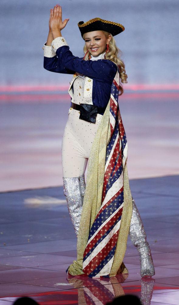 Amerykanka Emmy Cuvelier