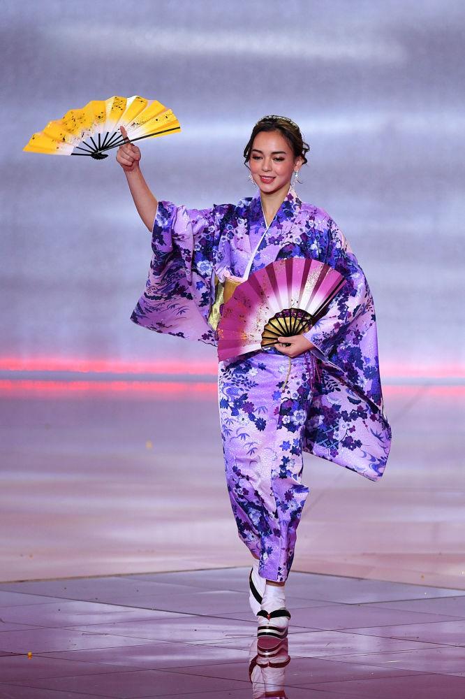 Miss Japonii Malika Sera