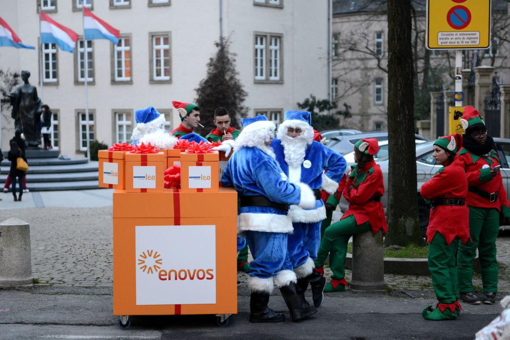Święta w Luksemburgu