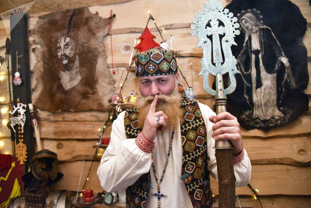Święty Mikołaj z Ukrainy
