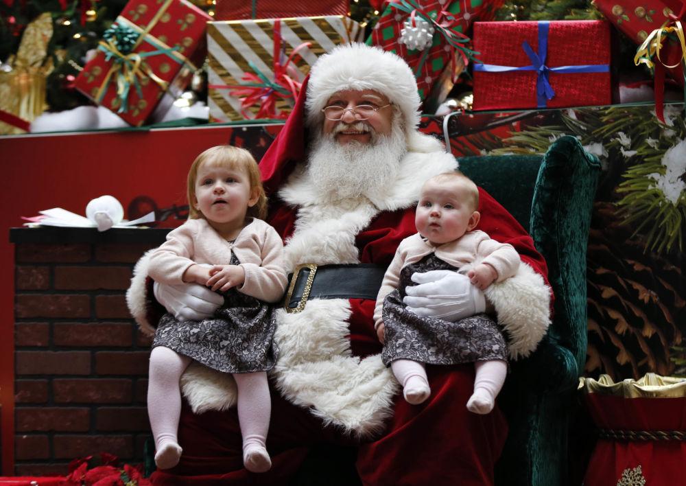 Święty Mikołaj z USA
