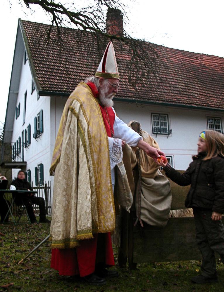 Weihnachtsmann z Niemiec