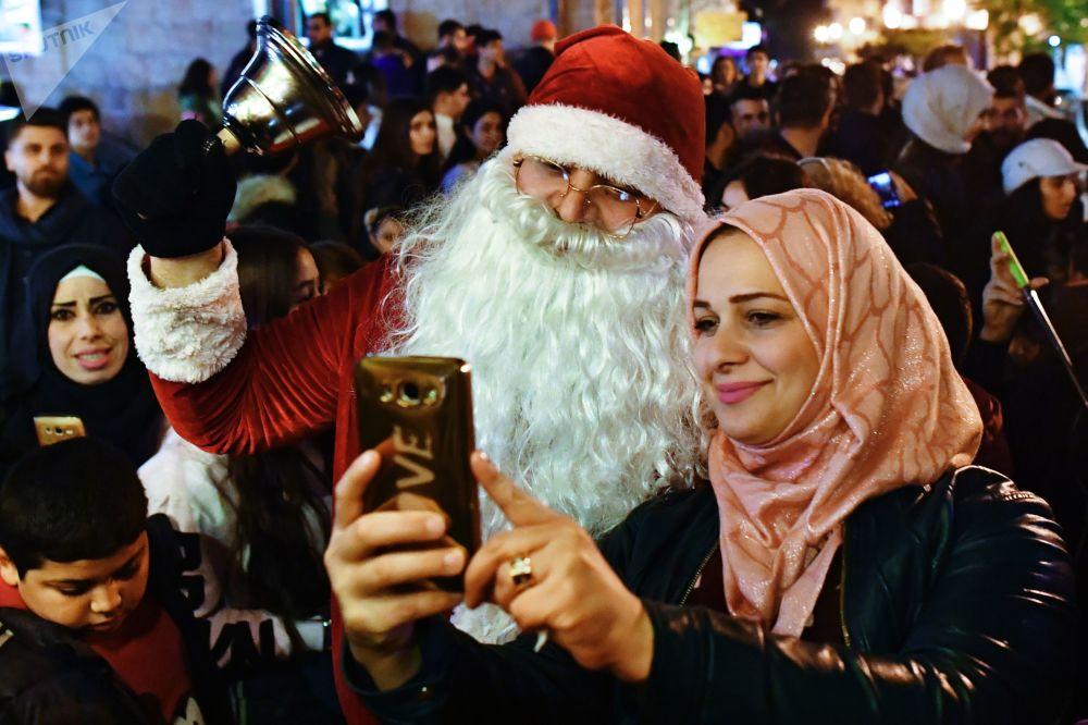 Święty Mikołaj w Syrii