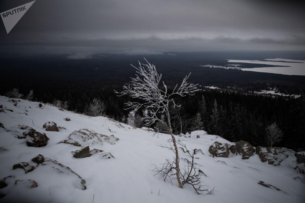 """Park narodowy """"Zjuratkul"""""""