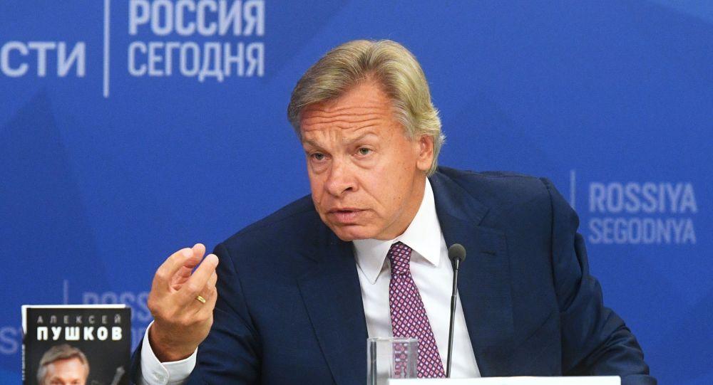 Senator Aleksiej Puszkow