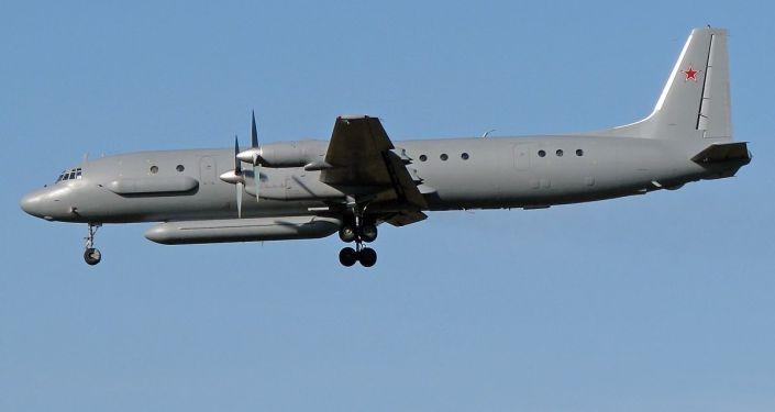 Samolot Ił-20M