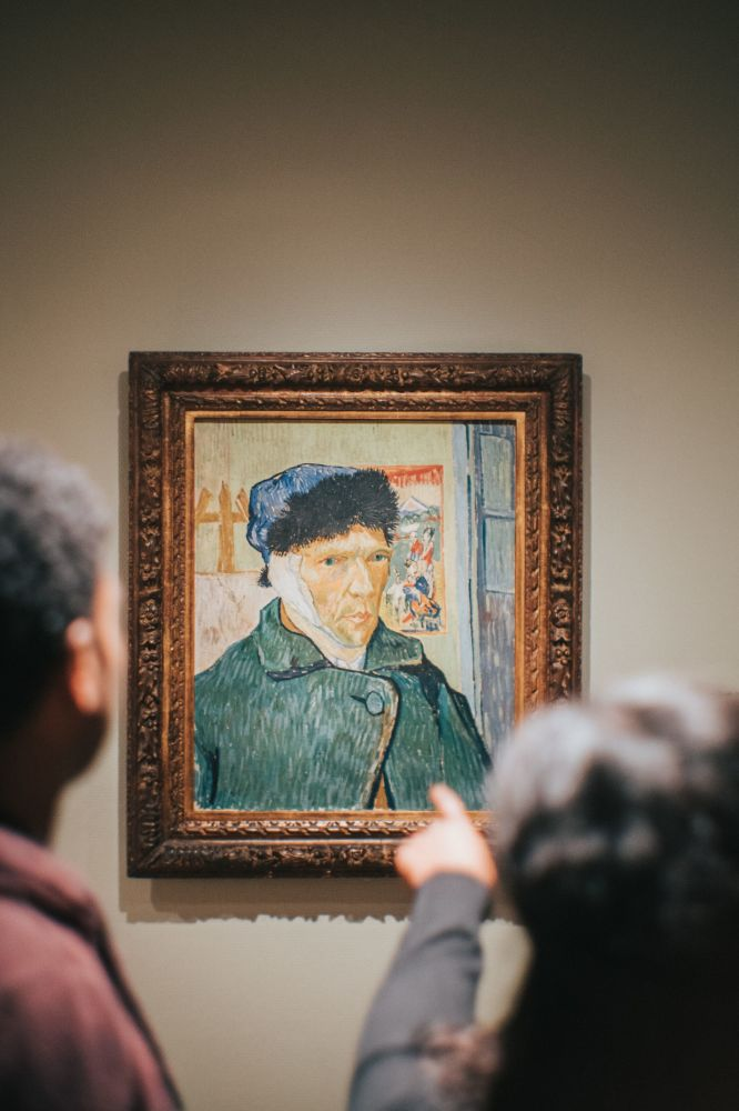Muzeum Van Gogh w Amsterdamie
