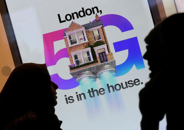 5G w Wielkiej Brytanii