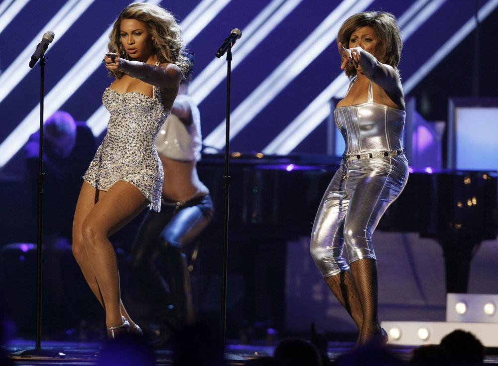 Duet Beyonce i Tina Turner