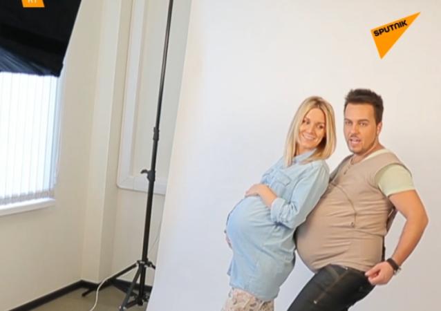 W ciąży razem