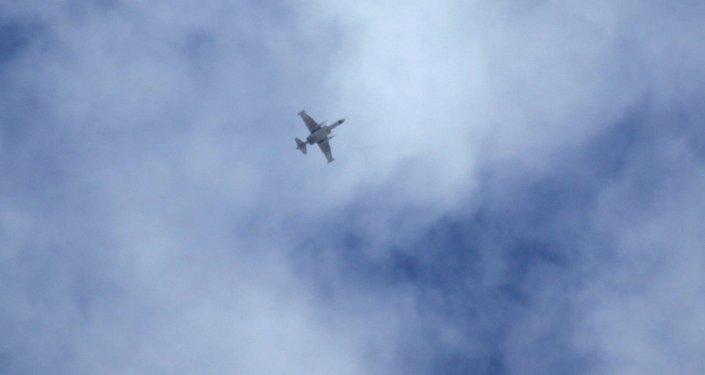 Rosyjski samolot wojskowy