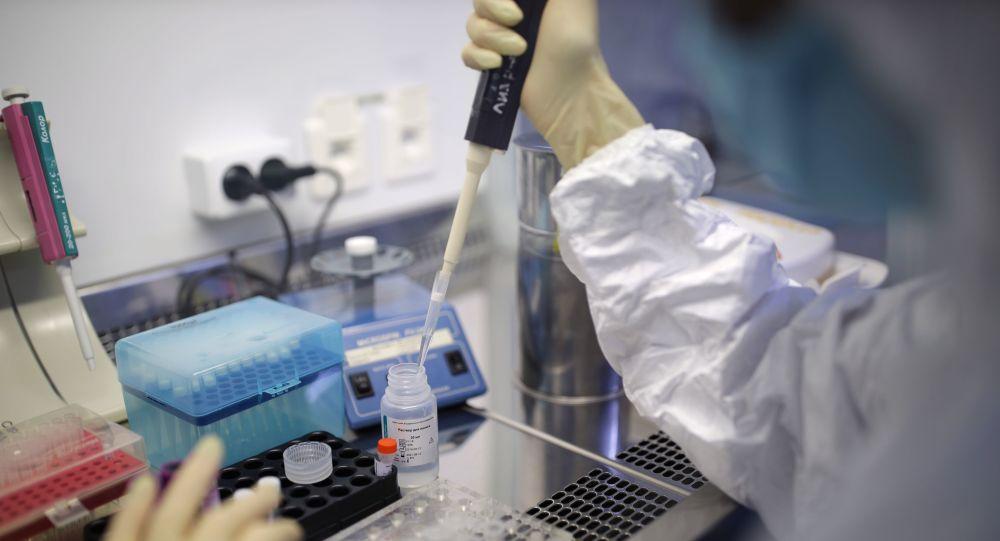 Laboratorium w Rosji, koronawirus