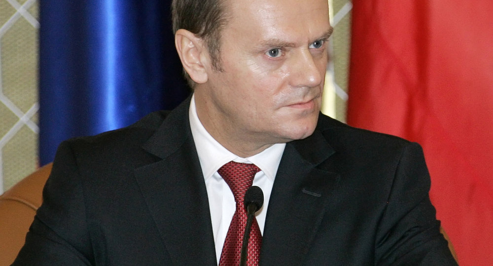Chef des EU-Rates Donald Tusk