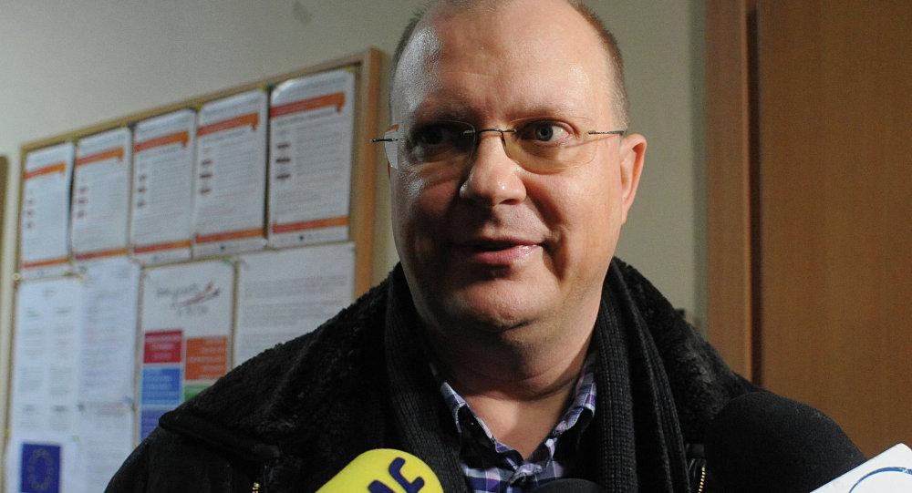Leonid Swiridow