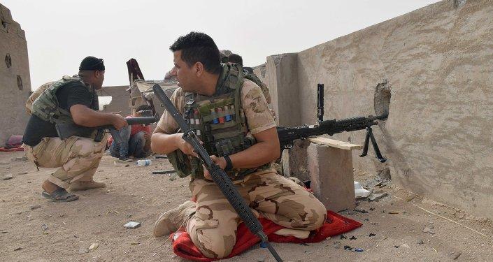 Siły bezpieczeństwa Iraku, Ramadi, prowincja Anbar