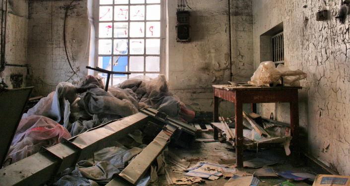 Pokój starego domu