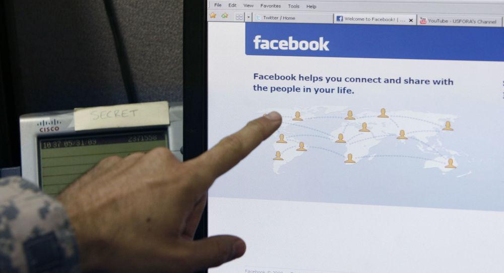 Serwis społecznościowy Facebook