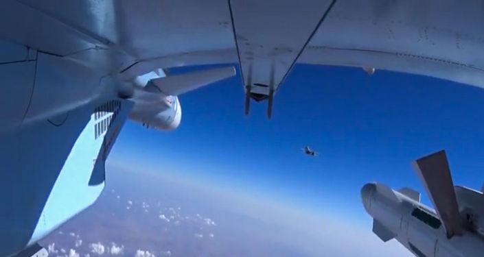 Nalot rosyjskich sił powietrznych w Syrii