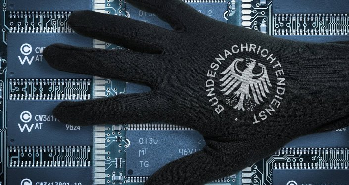 Federalna Służba Wywiadowcza Niemiec
