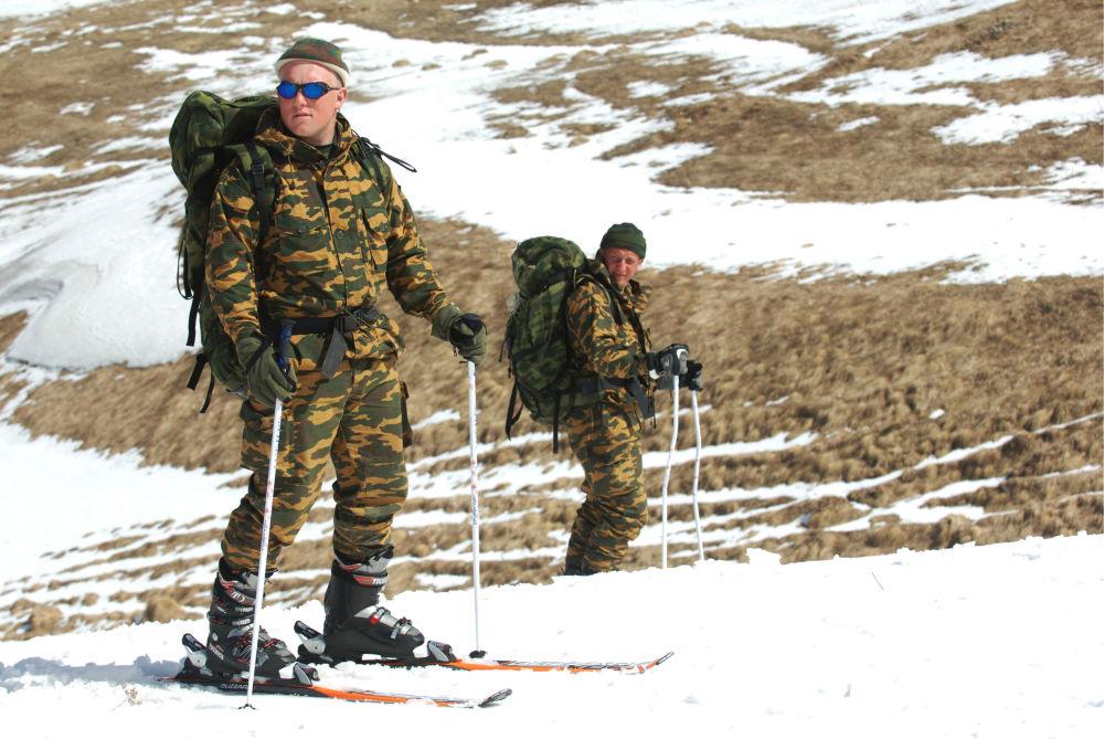 Ćwiczenia w górach Dagestanu