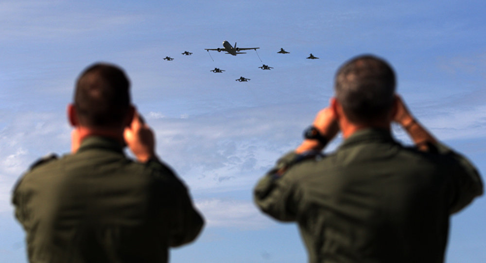 """Manewry NATO """"Trident Juncture-2015"""""""