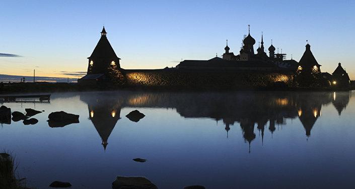 Wyspy Sołowieckie: święte miejsce i więzienie radzieckie