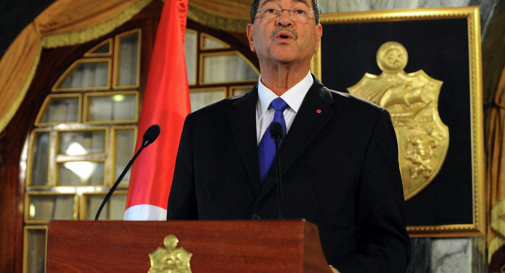 Premier Tunezji Habib Essid