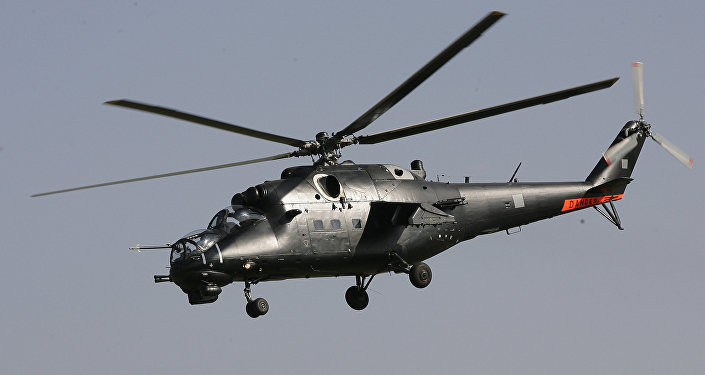 Śmigłowiec Mi-35-M