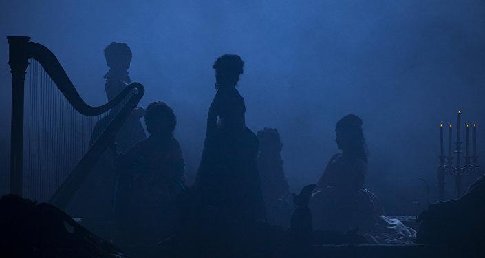 Dama pikowa w Teatrze Maryjskim