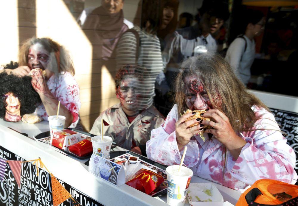 Halloween w Japonii
