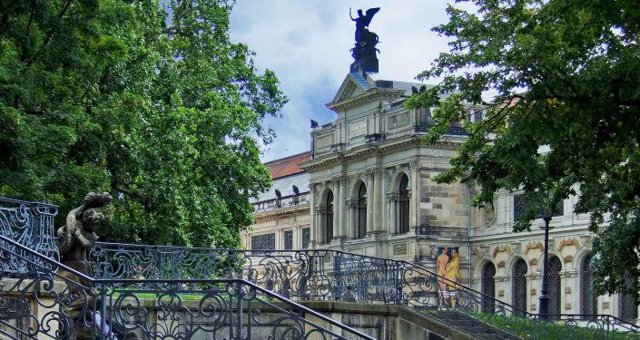 Galerii Nowych Mistrzów w Dreźnie
