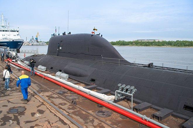 Okręt podwodny Jasień