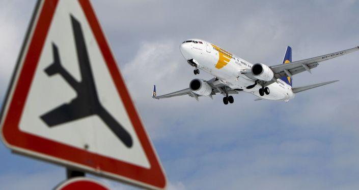 Samolot Boeing 737