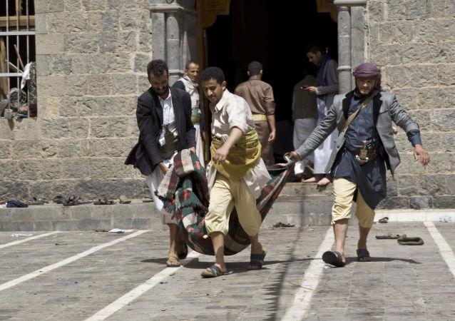 Zamach w Jemenie
