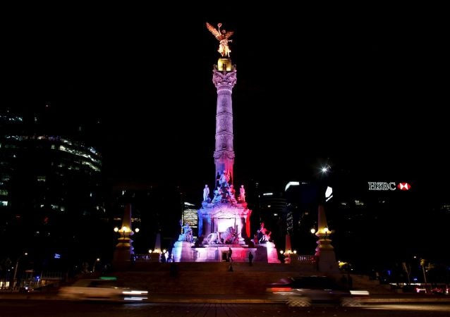 Kolumna Niezależności, Mexico