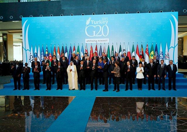 szczyt G20