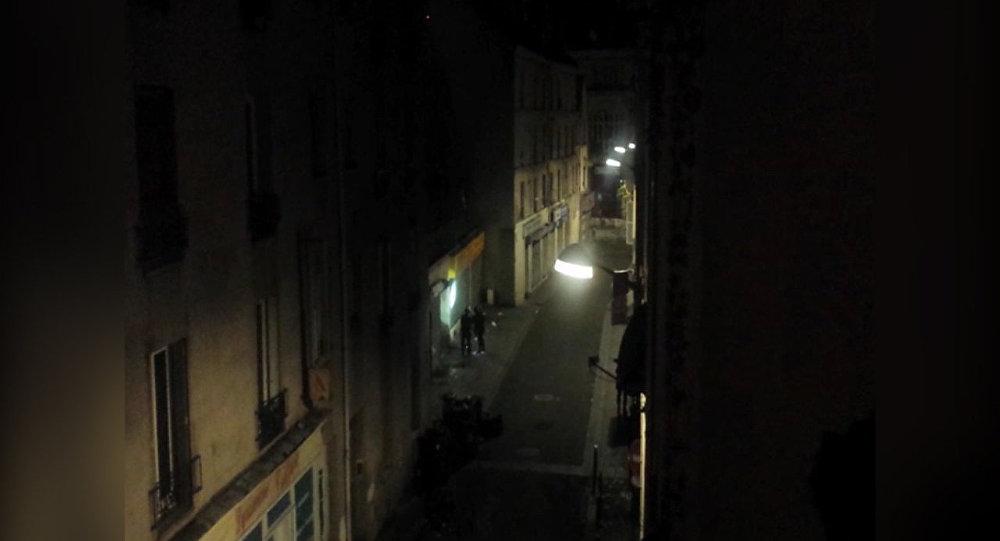 Opération à Saint-Denis: images exclusives