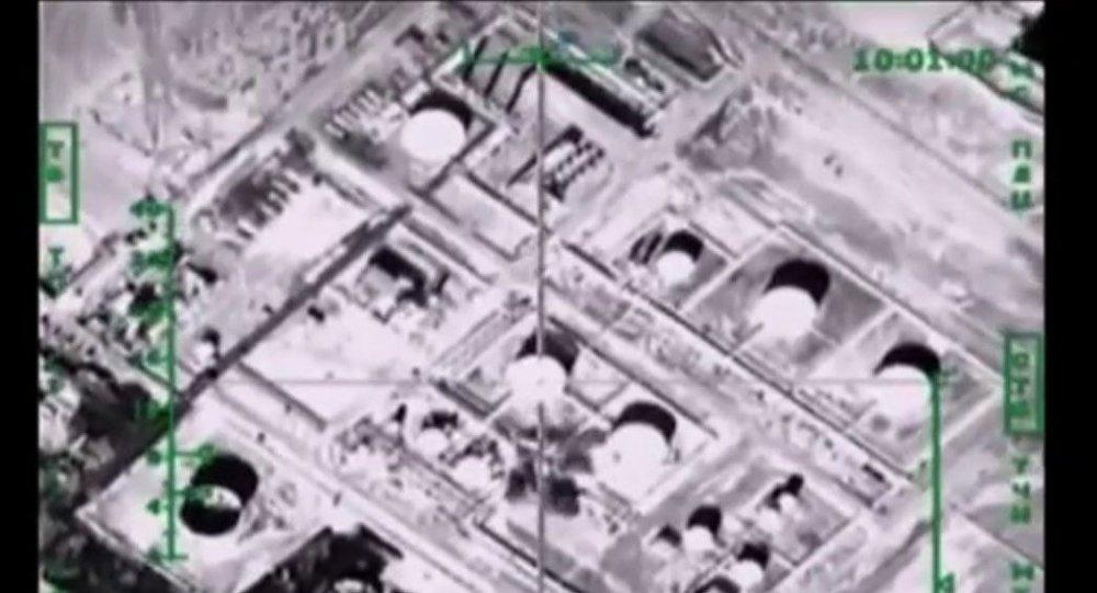 Amerykańskie media podały naloty sił powietrznych FR w Syrii za działania lotnictwa USA