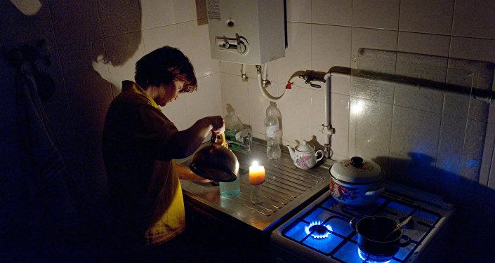 MSZ Niemiec: odcięcie Krymu od prądu to przestępstwo