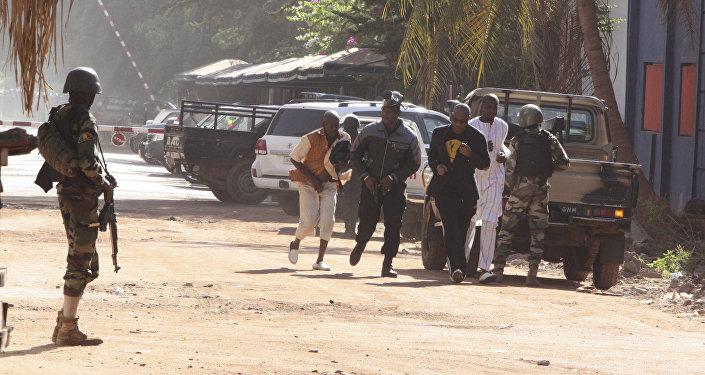 Zamach na Radisson Blu Hotel w Bamako