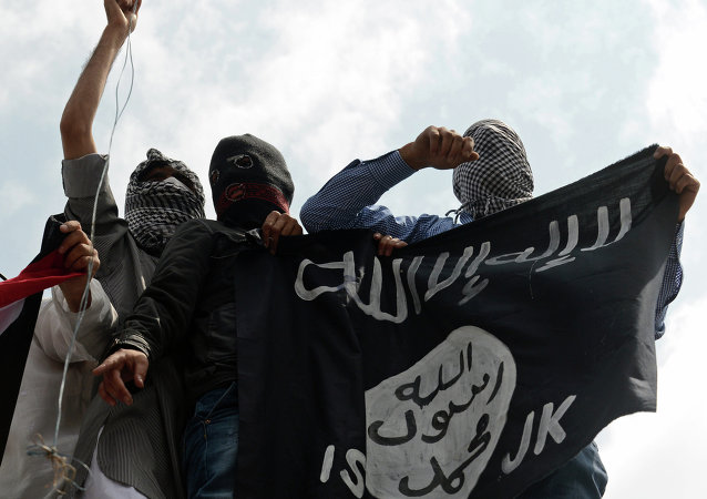 Terroryści z ISIS