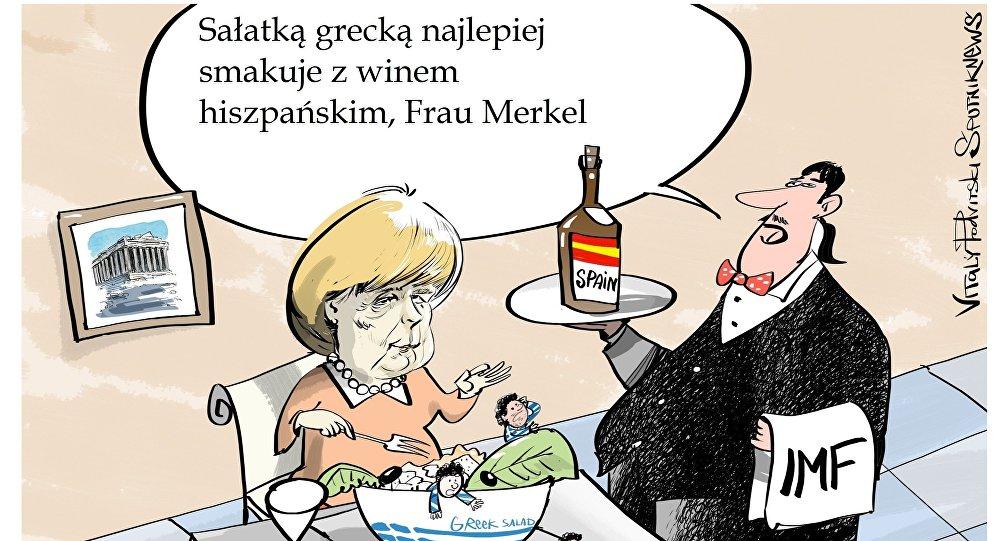 Kraje zadłużone z południowej Europy są w coraz trudniejszej sytuacji