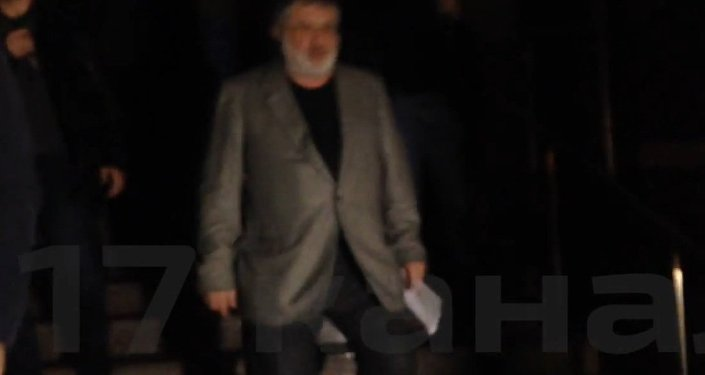 Igor Kołomojski opuszcza Ukrtransnafta po włamaniu