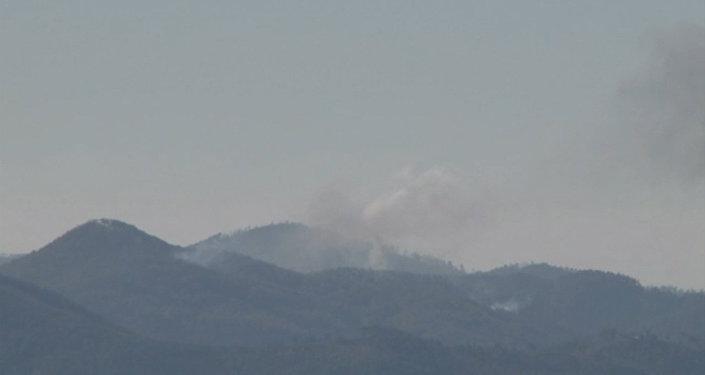 Su-24 zestrzelony przez stronę turecką