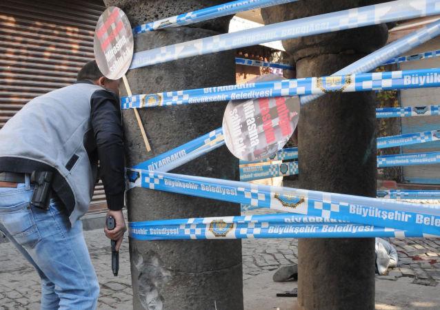 Zabójstwo znanego kurdyjskiego adwokata Tahira Elci